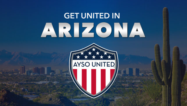 AYSO UNITED EXPANDS CLUB PROGRAM TO ARIZONA