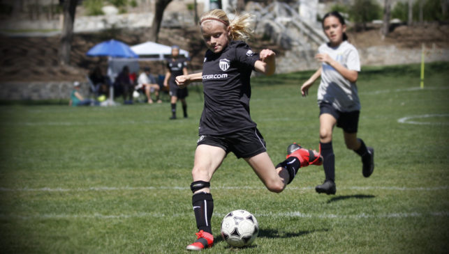 AYSO UNITED KICKS OFF IN SOUTHERN CALIFORNIA