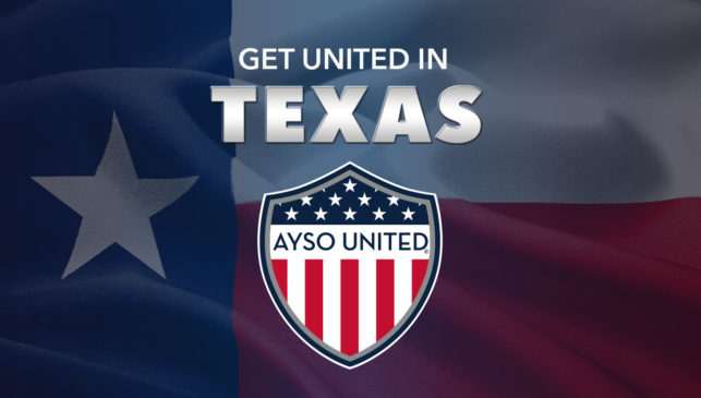 AYSO UNITED EXPANDS IN CENTRAL TEXAS