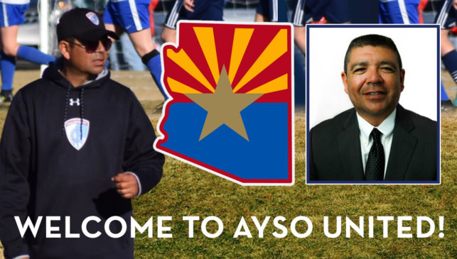 AYSO UNITED WELCOMES EDWARD ALAMEDA TO DIRECTOR OF COACHING TEAM