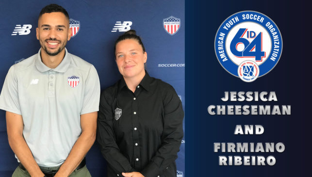 AYSO United Directors of Coaching Expand their roles with ID64 Program