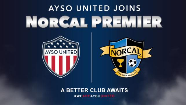 AYSO United Training Locations, East Bay and Silicon Valley Join NorCal Premier