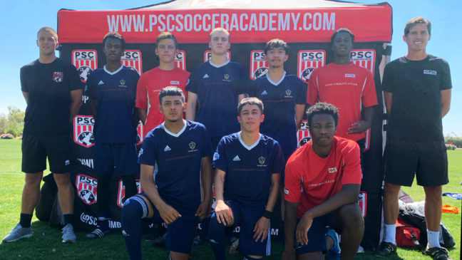 AYSO United Shines in PSC Showcase in Arizona